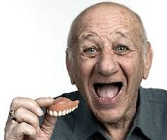 no dentures